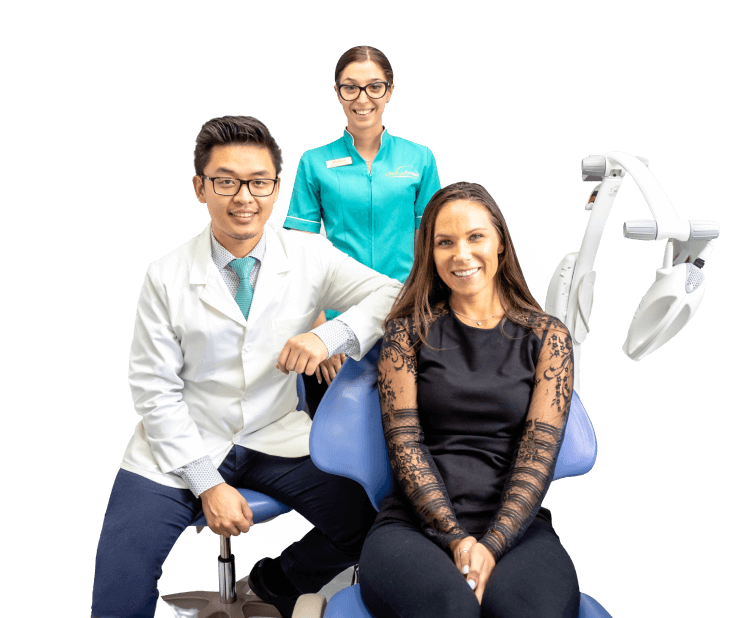 Dentists at Lifestyle Smiles